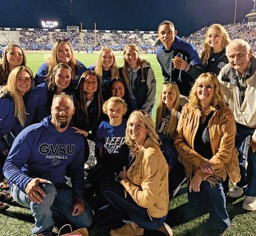 Read article Student athletes raise money for wish kids